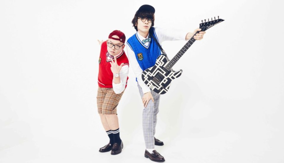 "<ONIGAWARA> 90年代黄金期のJ-POPを現代にアップデートした""SUPER J-POP""を明確にする1stオニアルバム!『GAWARA!』6月13日リリース!!"