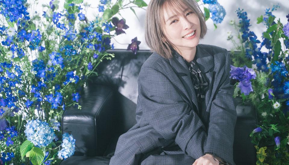 10/19(火)にメジャーデビュー10周年を迎えた「藍井エイル」。10周年イヤーを彩る特設サイト『藍井エイル 10th Anniversary 「SAI」』 がオープン!